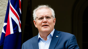 Prime Minister Scott Morrison has been defiant in the face of the rising sea change on climate action.