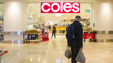 According to Coles Group, the deal will reduce the company's electricity carbon dioxide emissions nationally by an estimated 20 per cent.