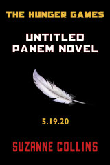 This image provided by Scholastic shows the cover of a new untitled Hunger Games novel by Suzanne Collins.