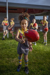 The return of local junior footy this weekend is eagerly anticipated by players and parents alike.