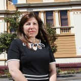 Shadow minister for better public services Sophie Cotsis.