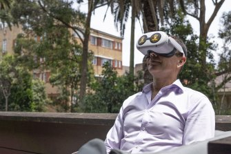 AtOne is a virtual reality meditation app.
