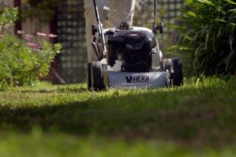 The Victa lawnmower revolutionised Australian gardens.