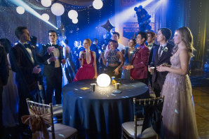 Hit Netflix series Riverdale has jumped forward seven years for its new season.