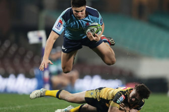 The Waratahs v Force game was the highest rating fixture in the first five rounds of the Super Rugby AU season.