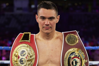 Tim Tszyu continues his rapid rise.