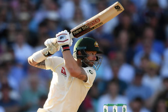 Matthew Wade scored two centures in the Ashes tour.