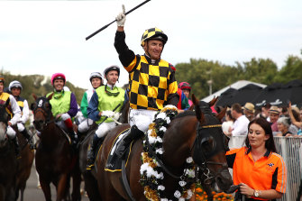 The last time Probabeel tackled the Randwick 1400m it resulted in a group 1 win in the Surround Stakes.