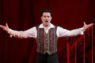 Pavarotti's protege Saimir Pirgu, one of many opera highlights in 2019.
