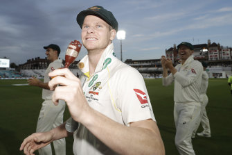 Steve Smith was the difference between the two sides in the Ashes.