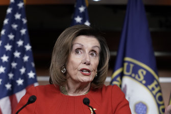Speaker of the House Nancy Pelosi wants guarantees the trial will be fair before she sends the articles to the Senate.