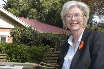 Indi MP Helen Haines.
