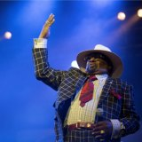 P-Funk is more of a movement than a group, according to George Clinton.