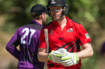 outlet store 58dce 7aae0 Cameron Bancroft return to cricket cut short in Darwin