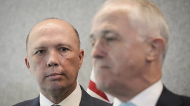Peter Dutton felt the need to publicly back the Prime Minister.