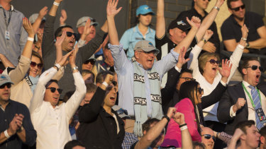 On the move?: Prime Minister Scott Morrison's Cronulla Sharks would take home games to Kogarah in 2020.
