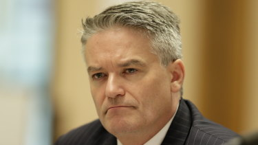 Finance and Public Service Minister Mathias Cormann has defended the Coalition government's use of consultants.