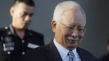 Former prime minister Najib Razak sought to develop closer ties with China and agreed to several huge deals.