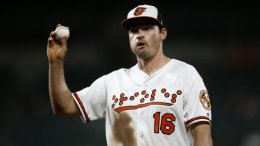 wholesale dealer 96db5 ba95c Baltimore Orioles first US pro team to incorporate braille ...