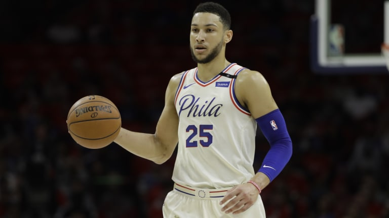 Future looking bright: Ben Simmons and the 76ers are ready for the long haul.