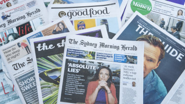 NewsMediaWorks has criticised forecasts suggesting dark times ahead for print advertising.