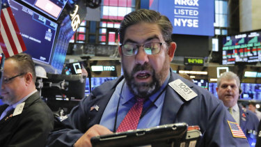 Analysts say Wall Street has already priced in a trade deal being reached, so any threat to a deal being made will be received poorly by investors.