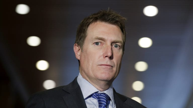 Attorney General Christian Porter is under threat in his seat of Perth.