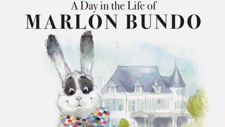 John Oliver's A Day In The Life of Marlon Bundo.