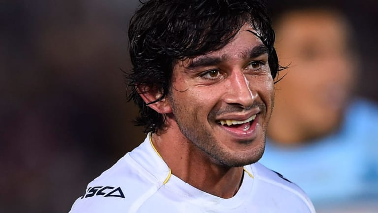 One of the greats: Johnathan Thurston.