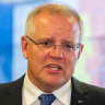 'Take it down a few notches': Morrison urges calm as fire blame game escalates