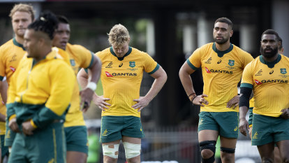 Wallabies can only blame themselves after letting golden opportunity slip