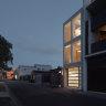 Skinny house brings Japanese Zen to living spaces