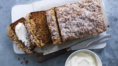 Helen Goh's Anzac cake