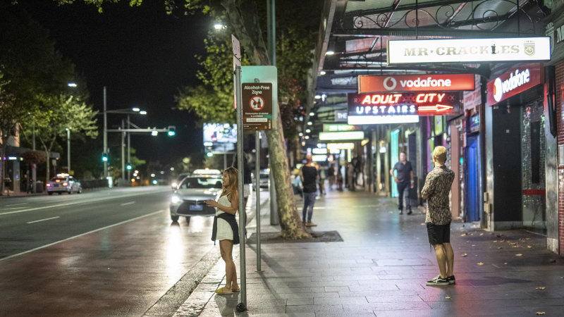 Now prohibition is over, the citizens of Sydney have a civic duty to party