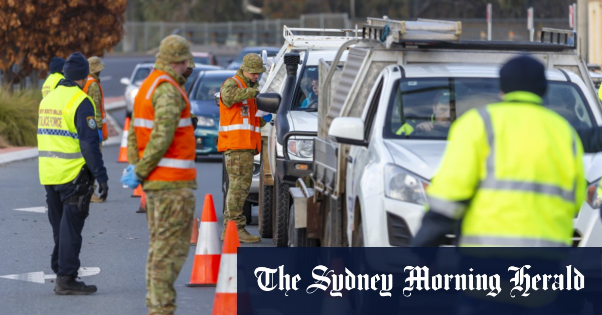 New border region permits to be created at NSW-Victoria border – Sydney Morning Herald