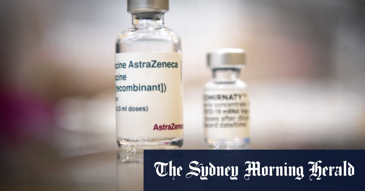 Doctors warn over 50s cancelling appointments despite experts saying second doses are safe – Sydney Morning Herald