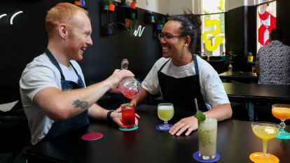 Big brands and small bars embrace alcohol-free offerings