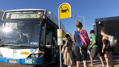 Sydney aims to turn entire bus fleet electric by 2030