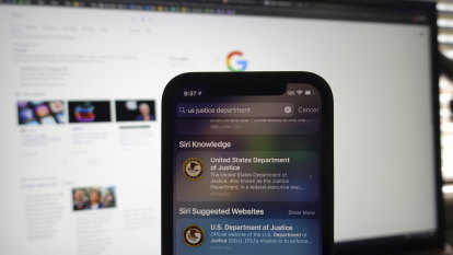 Apple ramps up Google Search competitor as US antitrust case looms