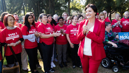 Country kid from Gloucester makes her bid to lead NSW Labor Party