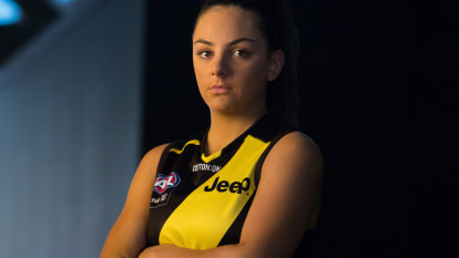 'Really difficult decision': Conti traded to Richmond for pick one