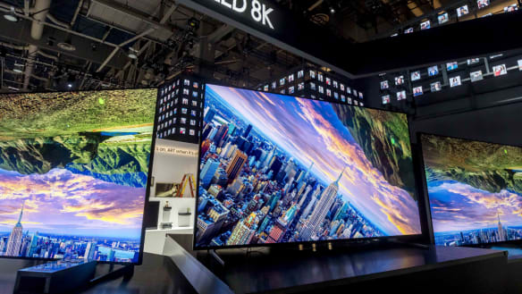 This year's TVs are sharper and smarter, not just bigger