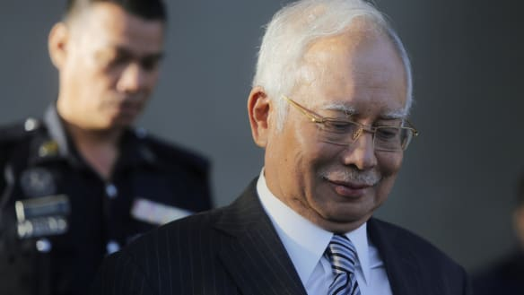 More charges for former Malaysian PM Najib