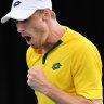 Millman heroics book Australia's Davis Cup finals ticket