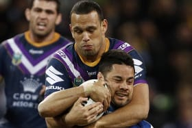 Storm's Chambers accepts three-game NRL ban