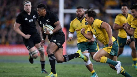 'Awesome' All Blacks send shudders through Championship opponents