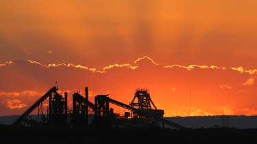 Australia's second-largest super fund plans to dump thermal coal miners by October.