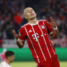 Robben labels Anfield his 'worst stadium' before Champions League tie