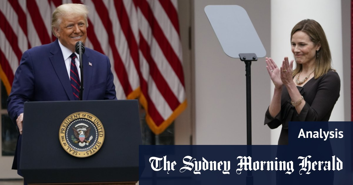 The trap Democrats must avoid in the Supreme Court nomination battle – Sydney Morning Herald