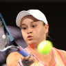 Barty drops first match in 11 months after Djokovic's bizarre start to summer